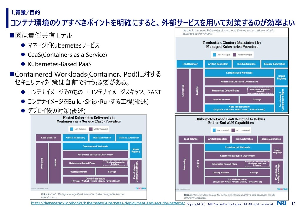 11 Copyright (C) NRI SecureTechnologies, Ltd. A...