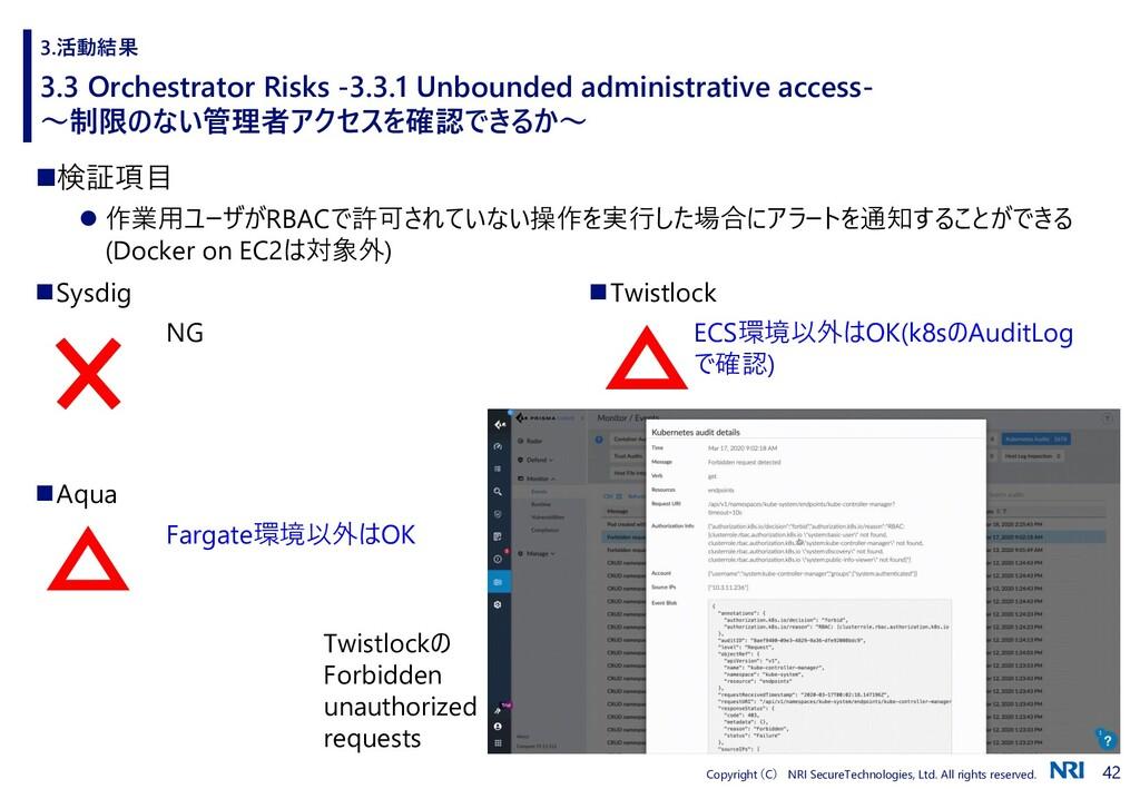 42 Copyright (C) NRI SecureTechnologies, Ltd. A...