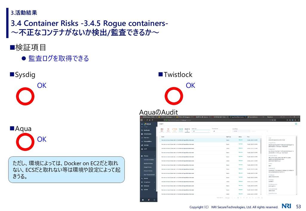 53 Copyright (C) NRI SecureTechnologies, Ltd. A...