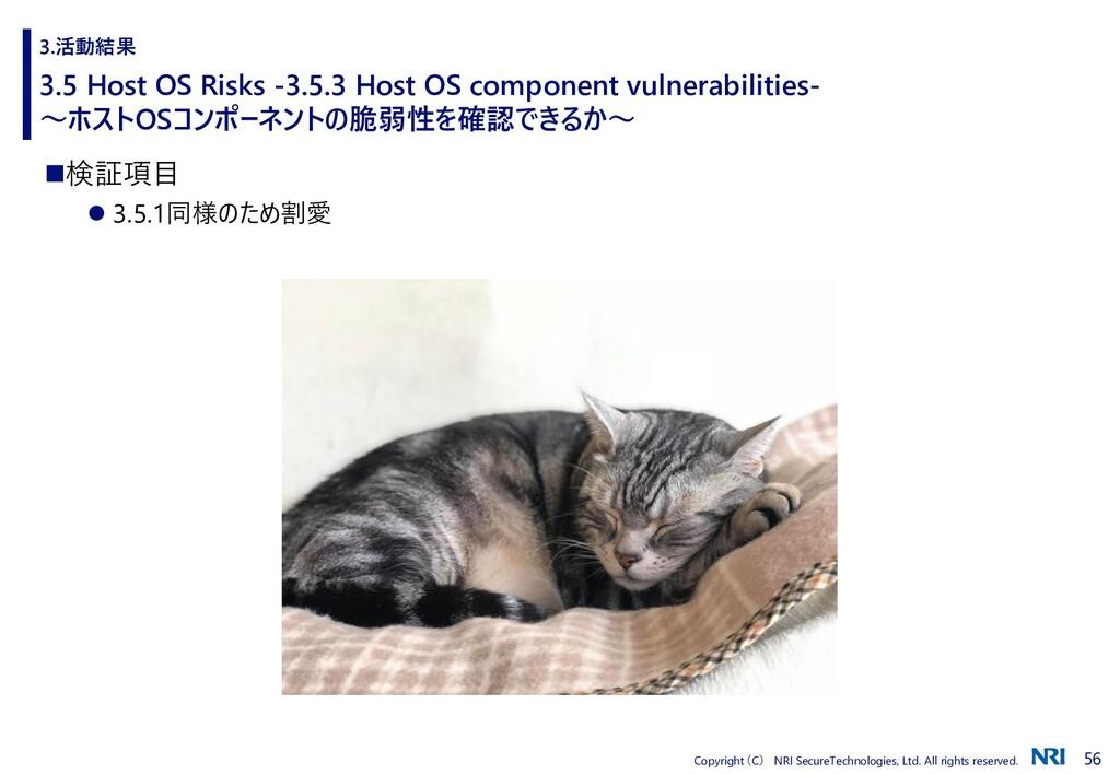 56 Copyright (C) NRI SecureTechnologies, Ltd. A...