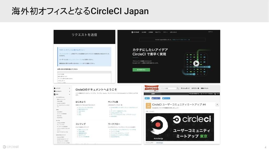 4 海外初オフィスとなるCircleCI Japan