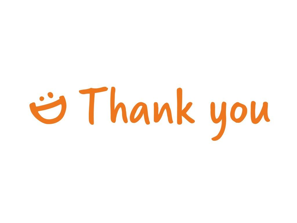 Thank you nk you