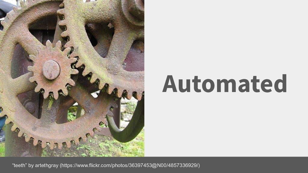 """Automated """"teeth"""" by artethgray (https://www.fl..."""
