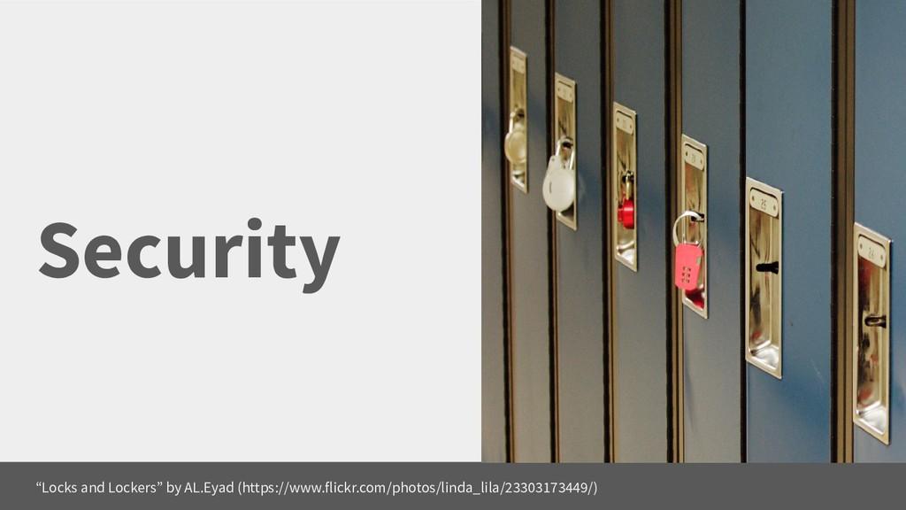 "Security ""Locks and Lockers"" by AL.Eyad (https:..."