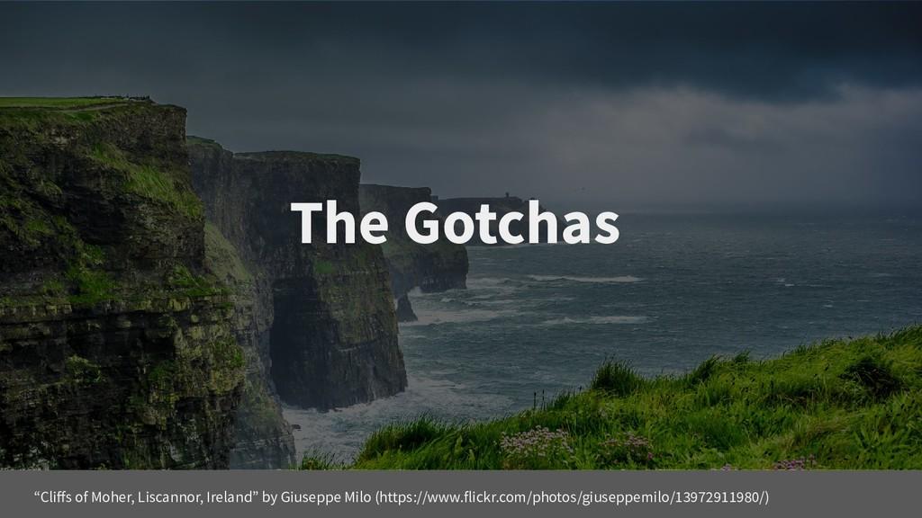 "The Gotchas ""Cliffs of Moher, Liscannor, Irelan..."
