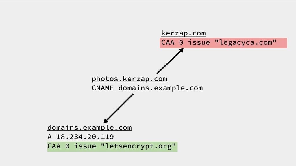 photos.kerzap.com CNAME domains.example.com ker...