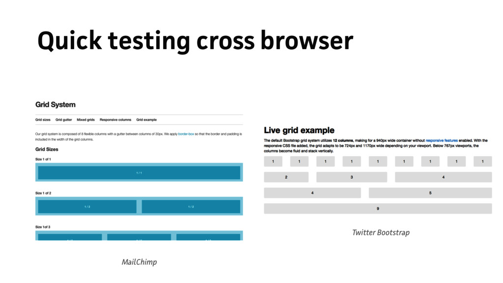 Quick testing cross browser Twitter Bootstrap M...