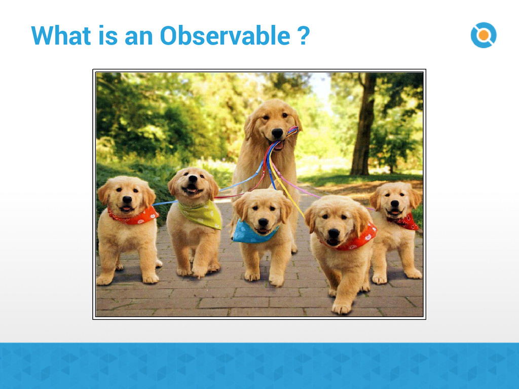What is an Observable ?