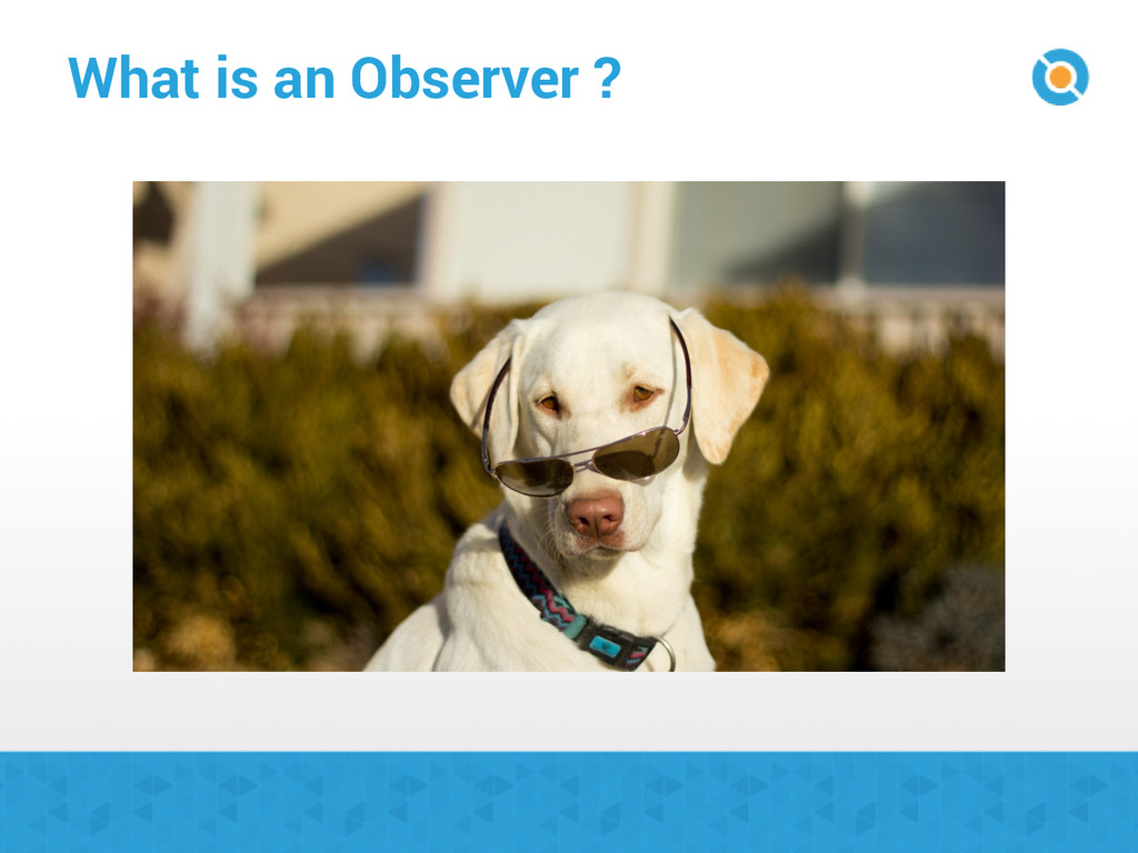 What is an Observer ?
