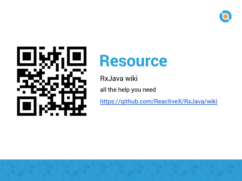 Resource RxJava wiki all the help you need http...