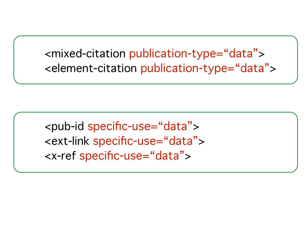 "<mixed-citation publication-type=""data"">! <elem..."