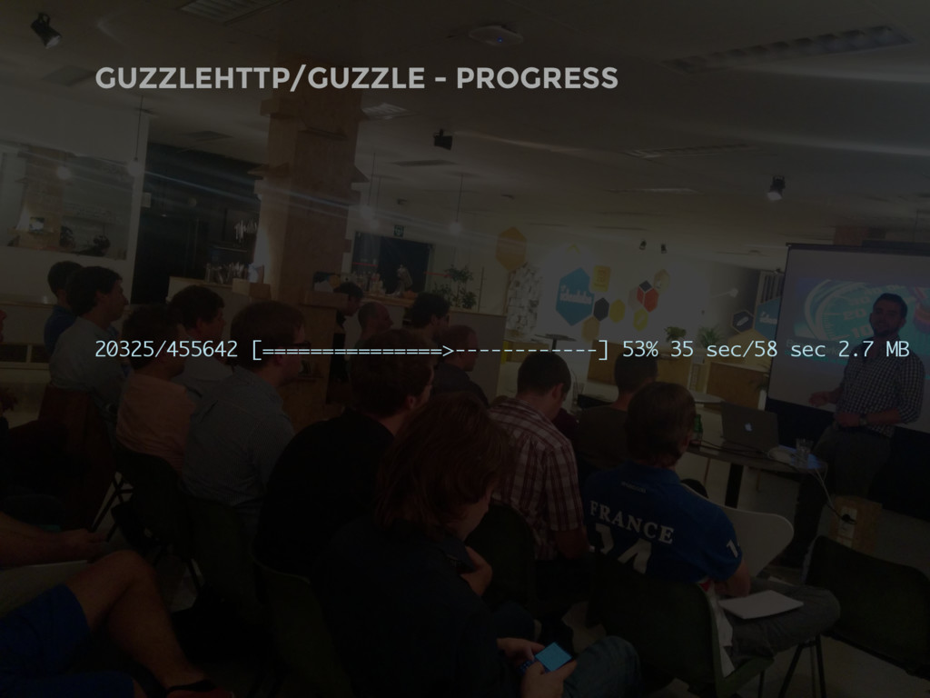 GUZZLEHTTP/GUZZLE - PROGRESS 20325/455642 [====...