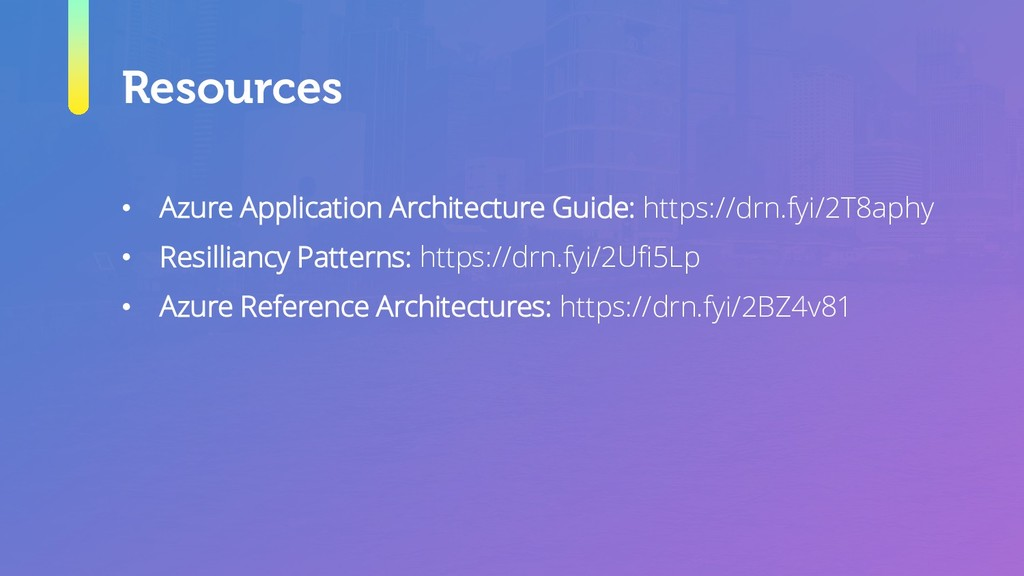 Resources • Azure Application Architecture Guid...