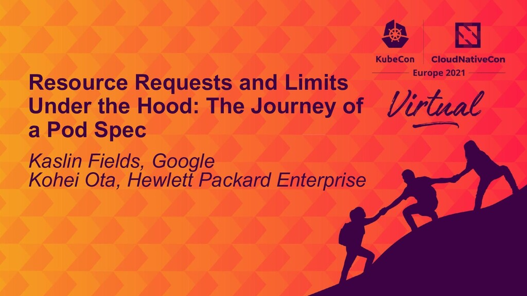 Kaslin Fields, Google Kohei Ota, Hewlett Packar...