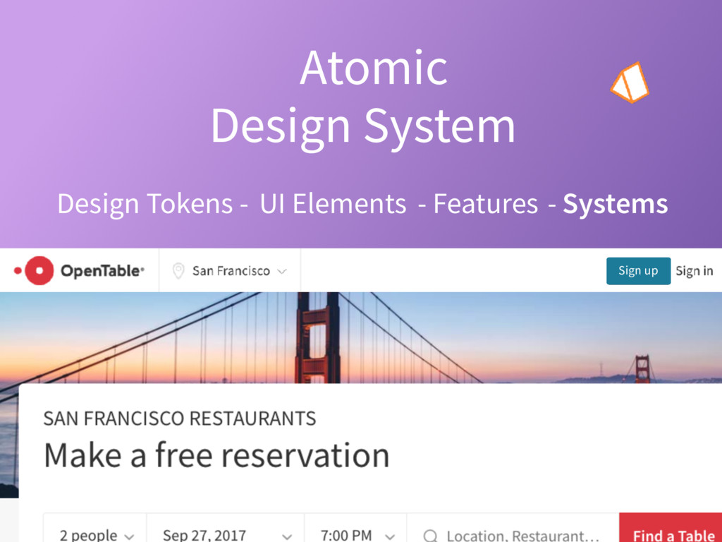 Design Tokens - UI Elements - Features - System...