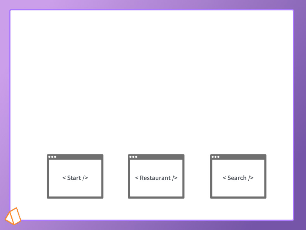 HTML Fragments μservice Restaurant Profile Sear...