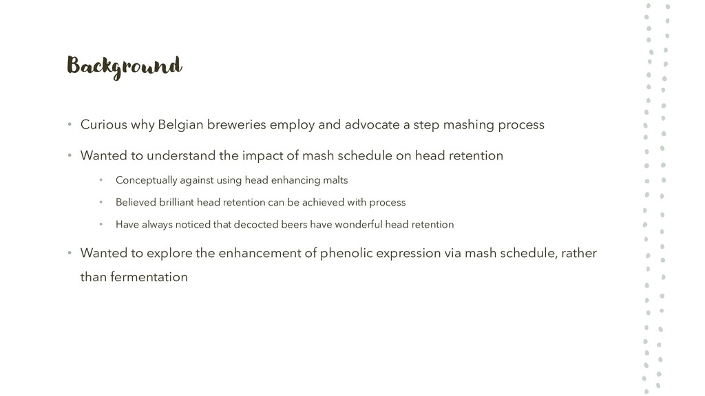 Background • Curious why Belgian breweries empl...