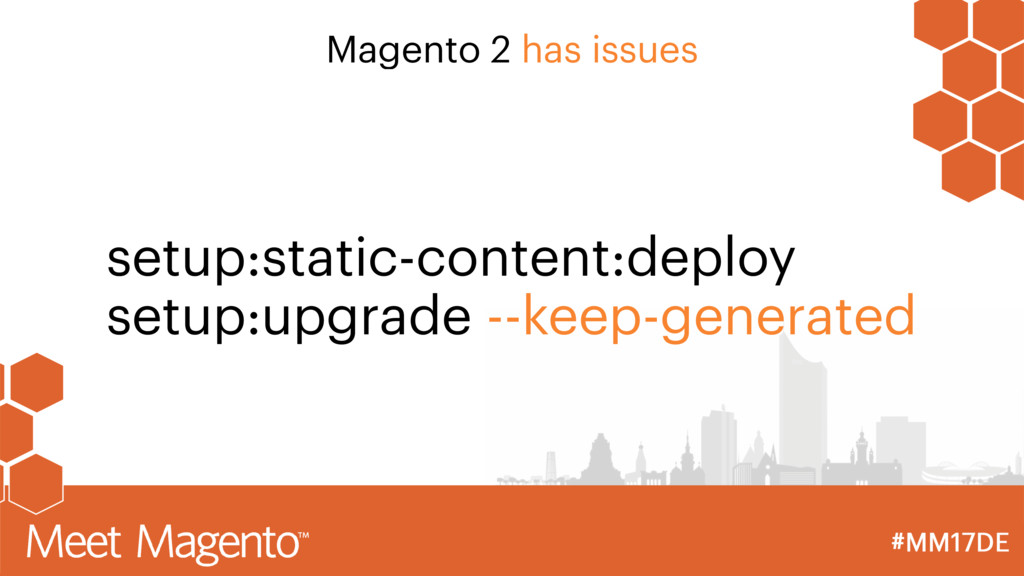 Magento 2 has issues setup:static-content:deplo...