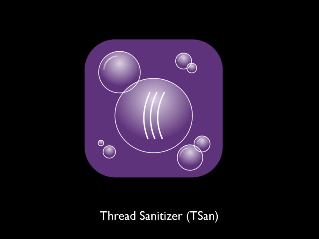 Thread Sanitizer (TSan)