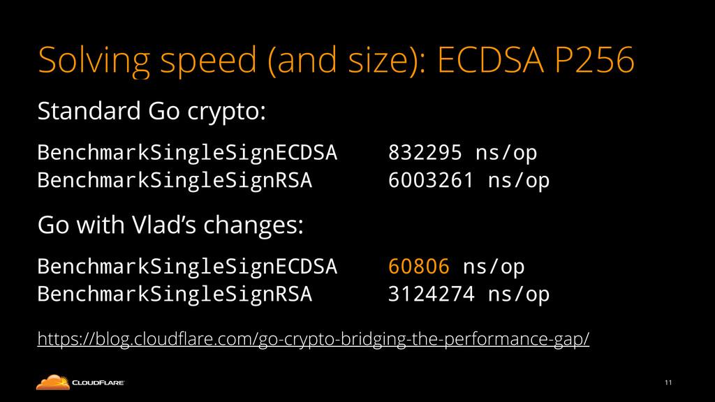 Standard Go crypto: BenchmarkSingleSignECDSA 83...
