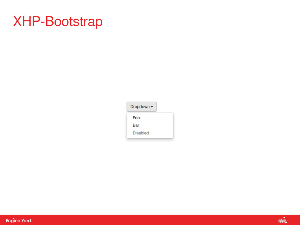 Proprietary and Confidential XHP-Bootstrap