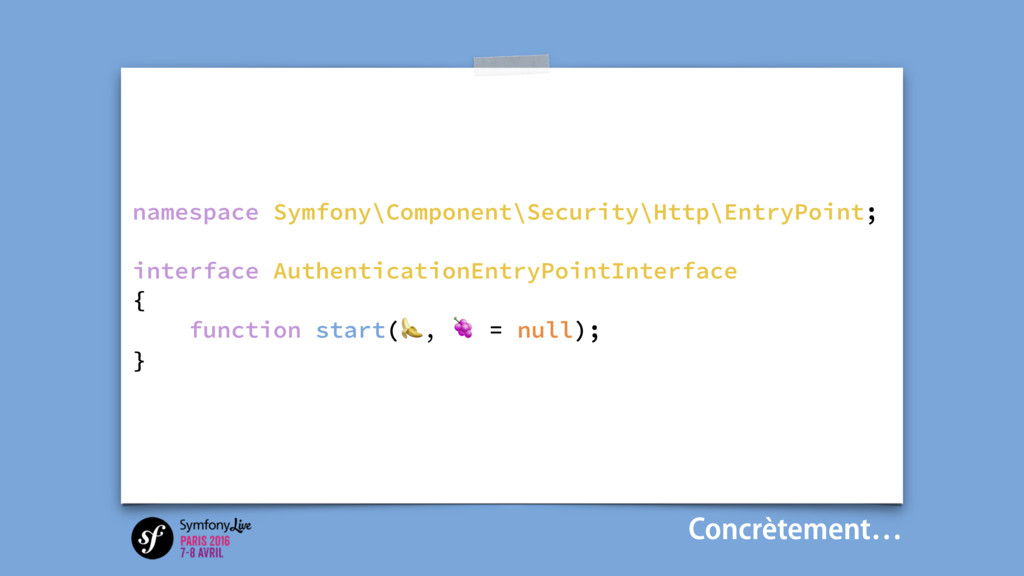 namespace Symfony\Component\Security\Http\Entry...