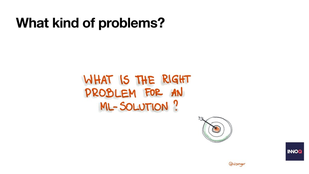 What kind of problems?