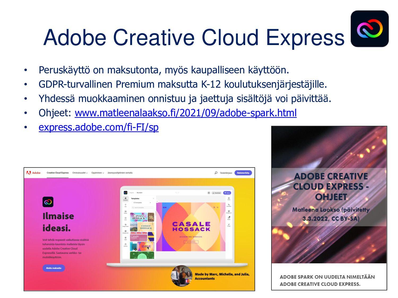 Spark Postin muokkaaminen selaimella