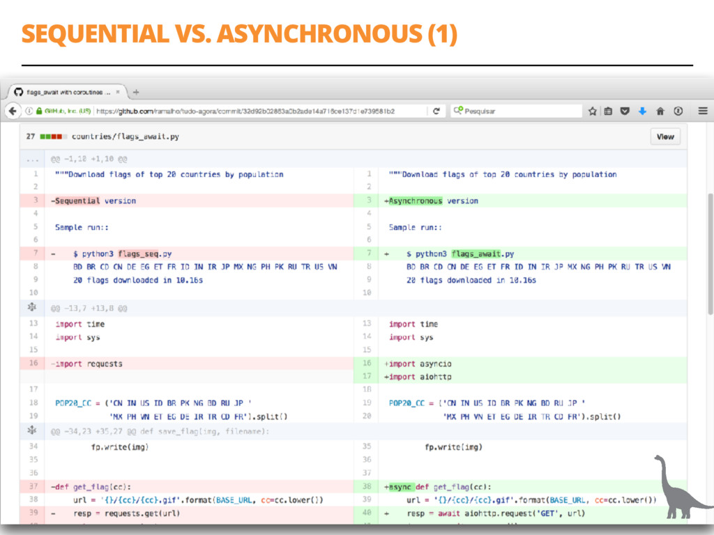 SEQUENTIAL VS. ASYNCHRONOUS (1) 30