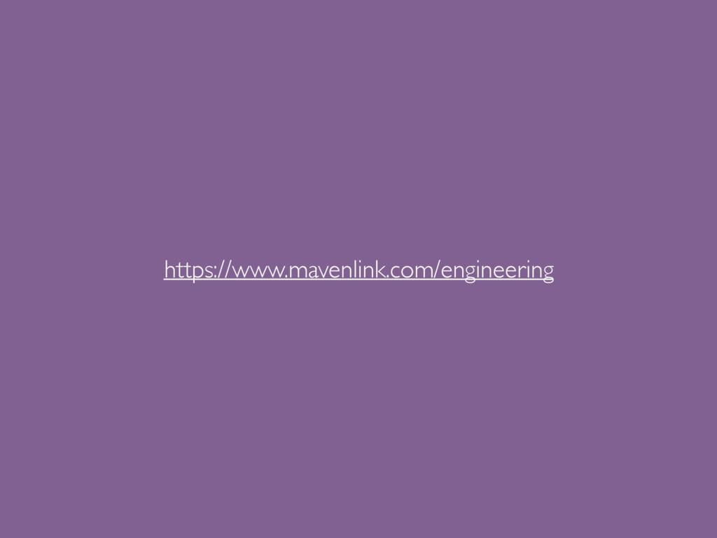 https://www.mavenlink.com/engineering