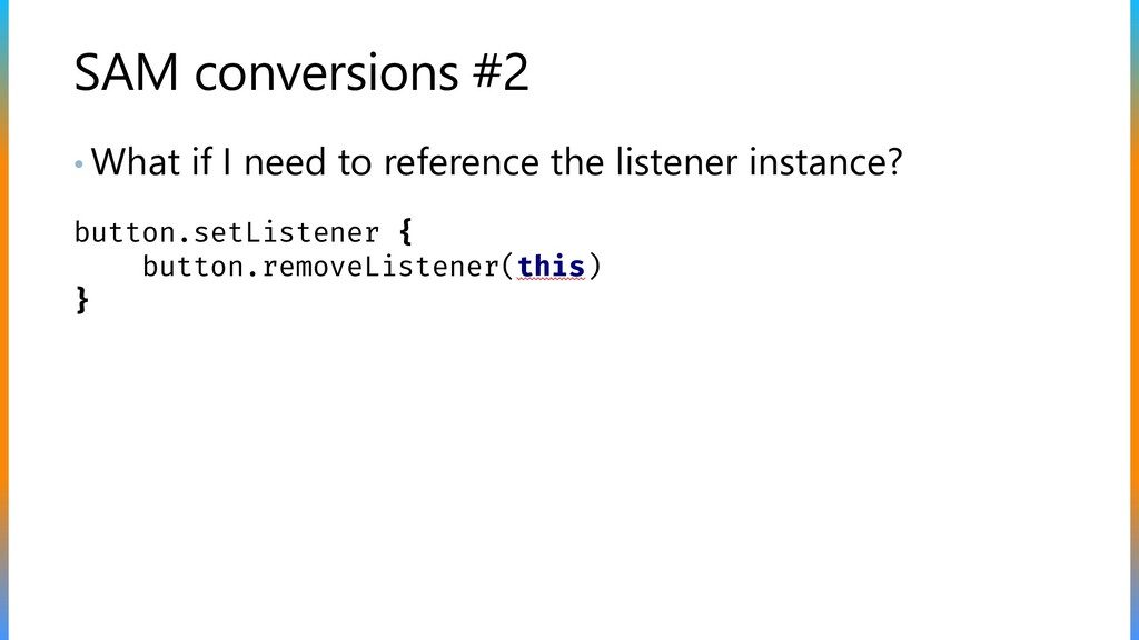 SAM conversions #2 • What if I need to referenc...