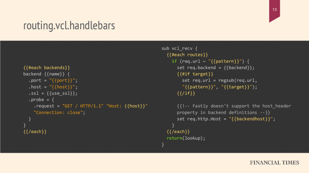 routing.vcl.handlebars 13 {{#each backends}} ba...