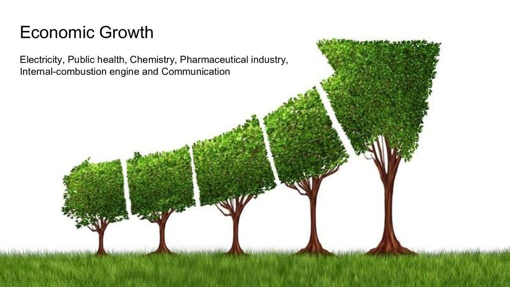 Economic Growth Electricity, Public health, Che...
