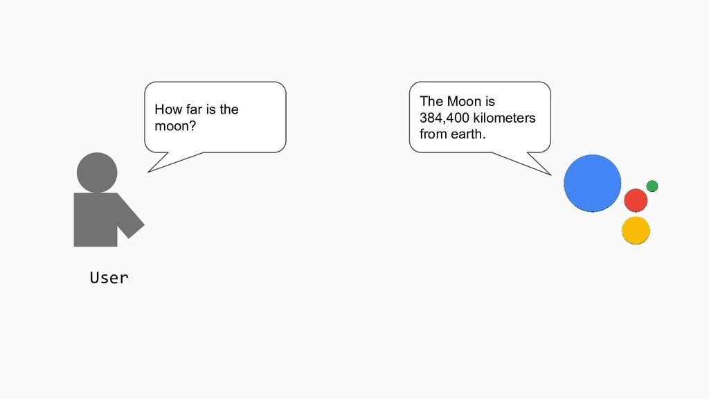 How far is the moon? The Moon is 384,400 kilome...