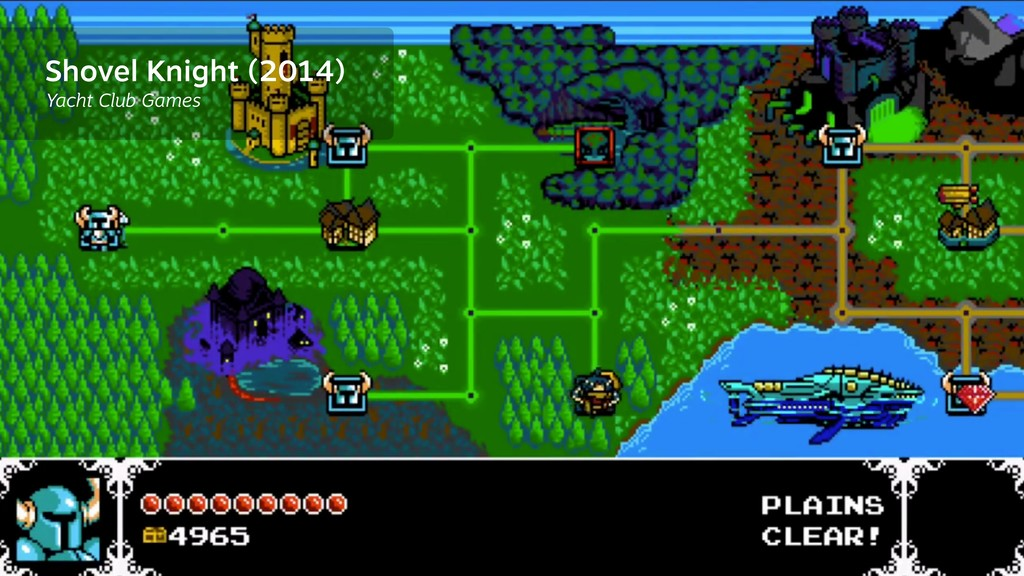 Shovel Knight (2014) Yacht Club Games