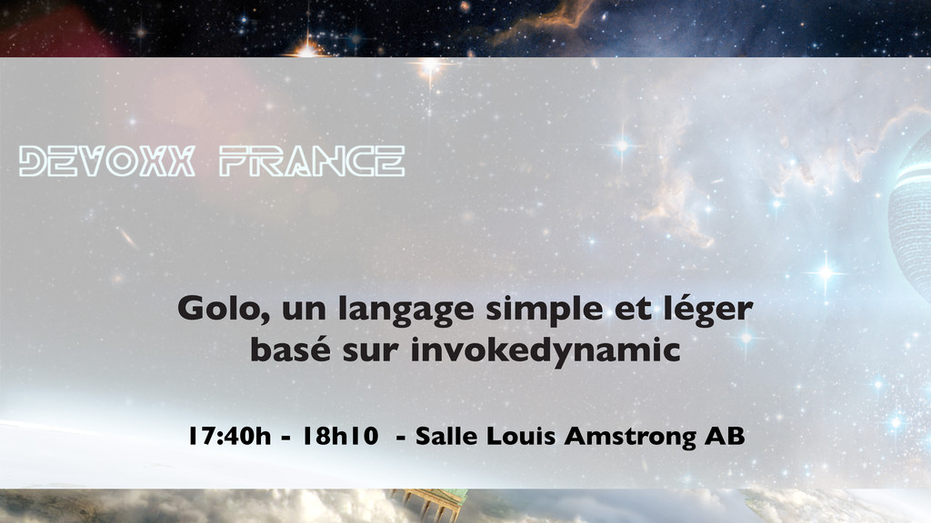 27 au 29 mars 2013 17:40h - 18h10 - Salle Louis...