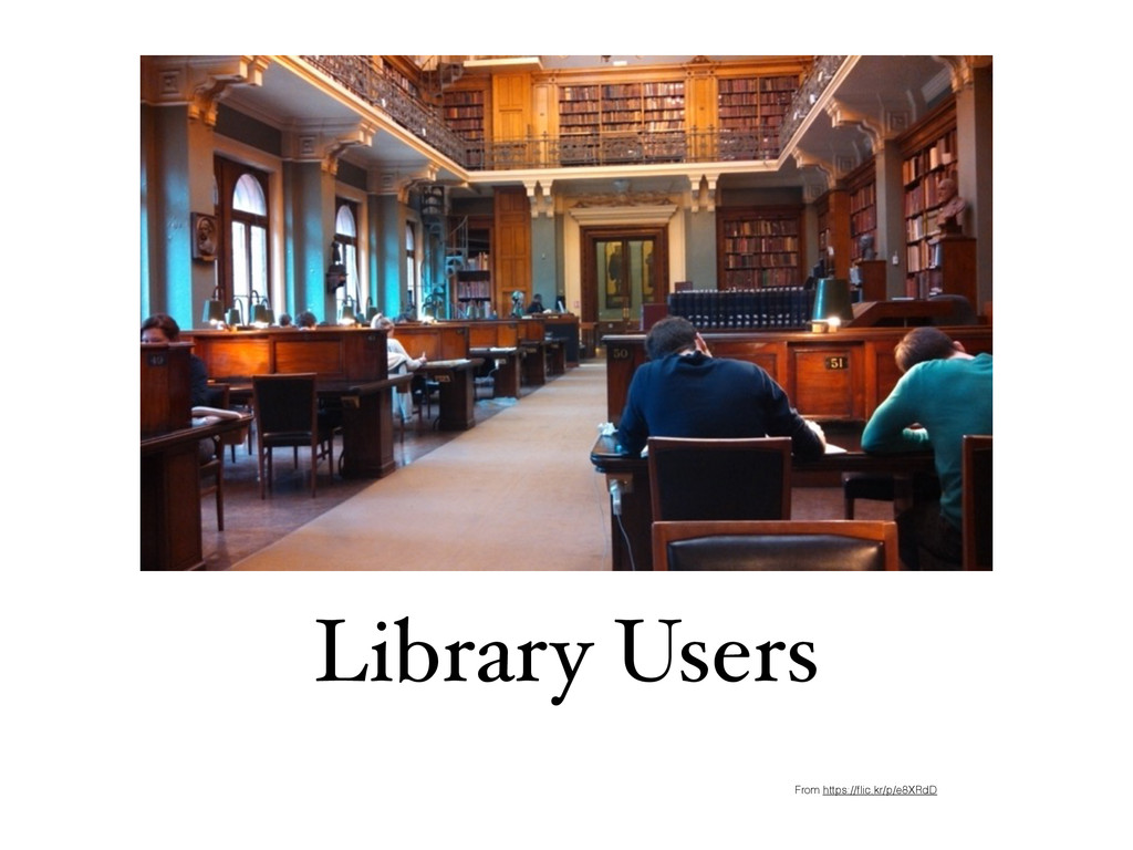 Library Users From https://flic.kr/p/e8XRdD