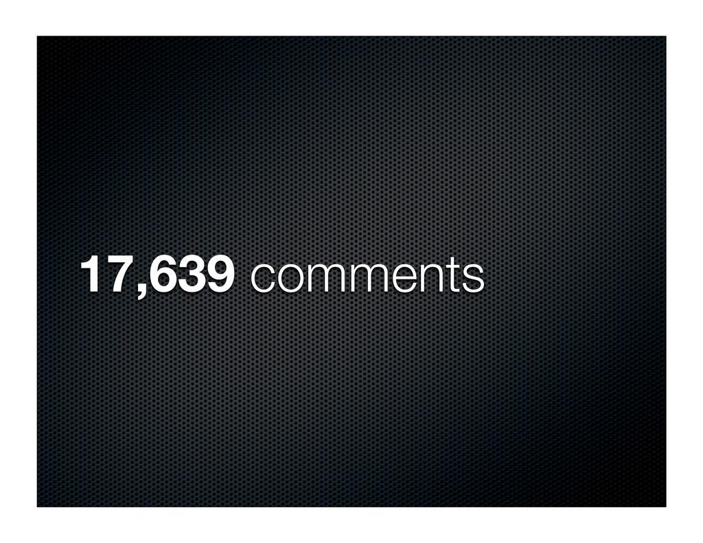 17,639 comments