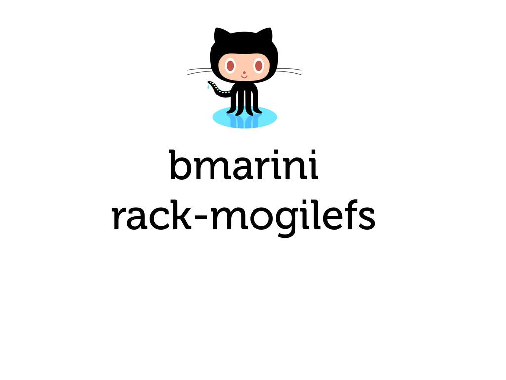 bmarini rack-mogilefs