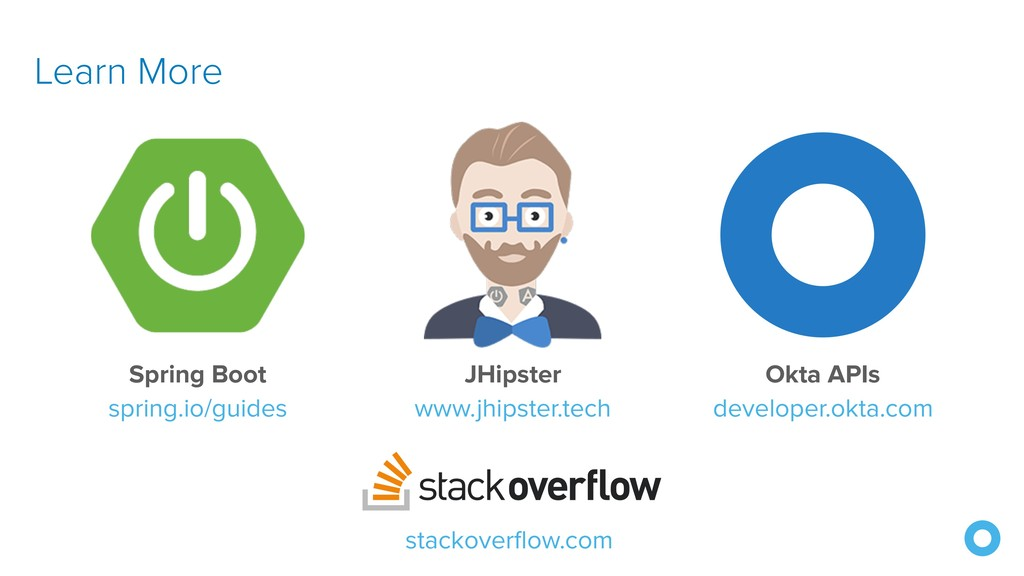 Learn More stackoverflow.com Spring Boot spring...