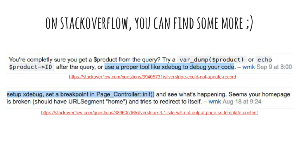 on stackoverflow, you can find some more ;) htt...