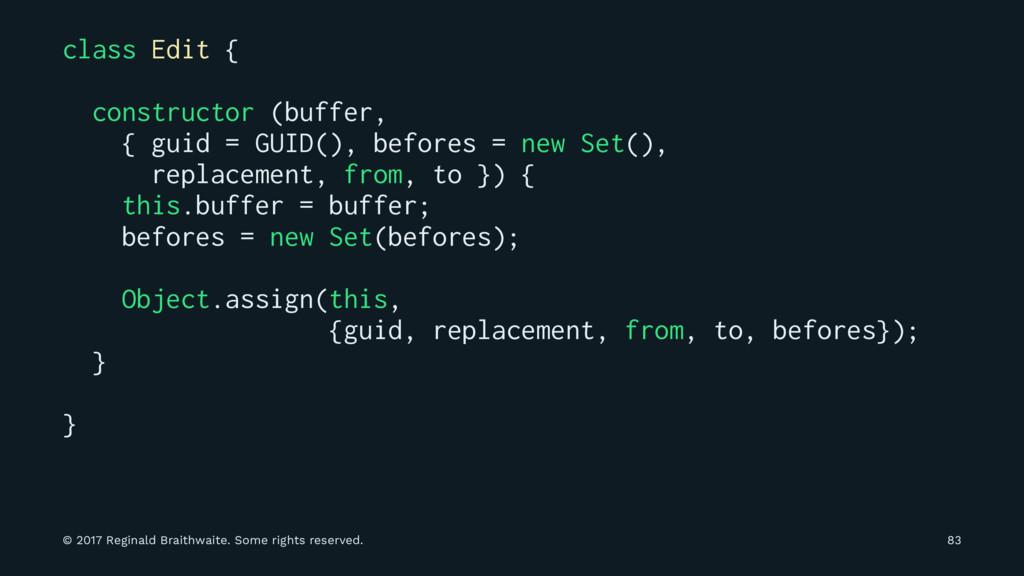 class Edit { constructor (buffer, { guid = GUID...