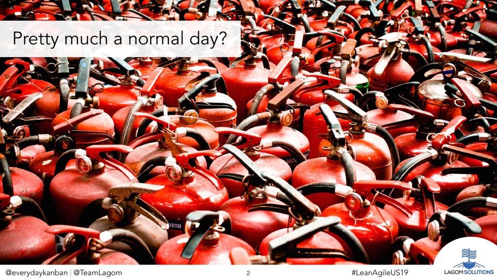 @everydaykanban | @TeamLagom !2 #LeanAgileUS19 ...