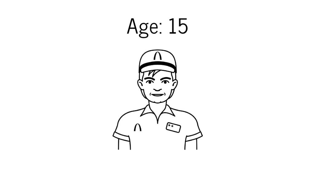 Age: 15