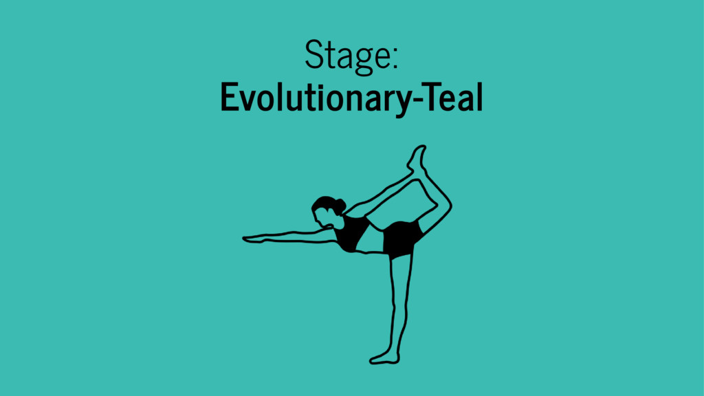 Stage: Evolutionary-Teal