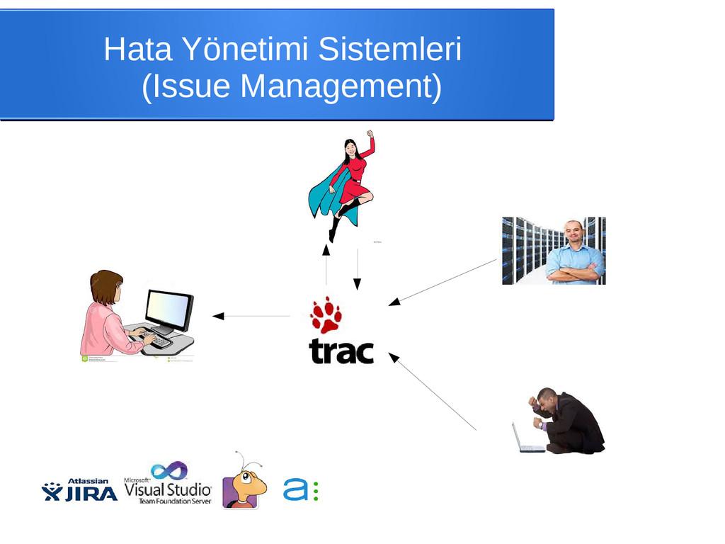 Hata Yönetimi Sistemleri (Issue Management)