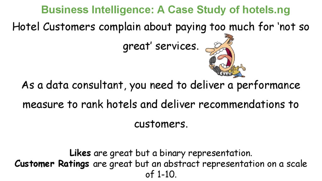 Business Intelligence: A Case Study of hotels.n...