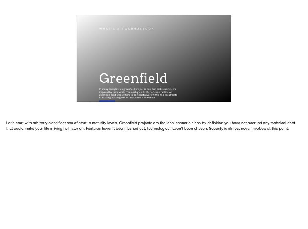 W H A T ' S A T W U B H U B B O O K Greenfield ...