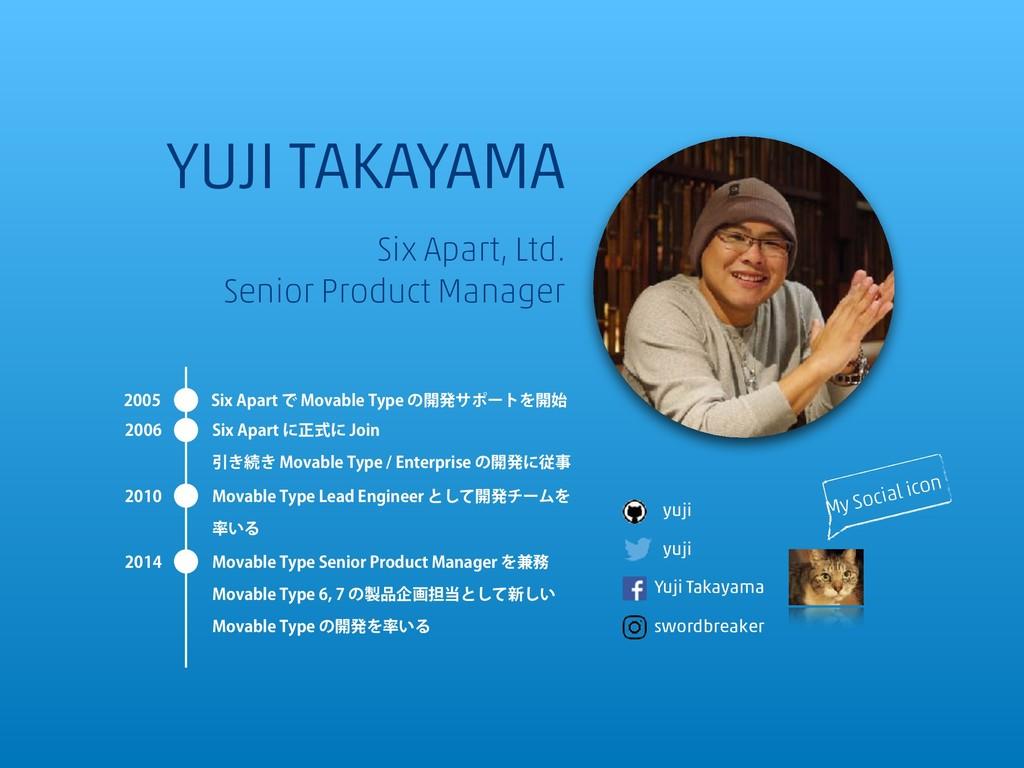 My Social icon yuji yuji Yuji Takayama swordbre...