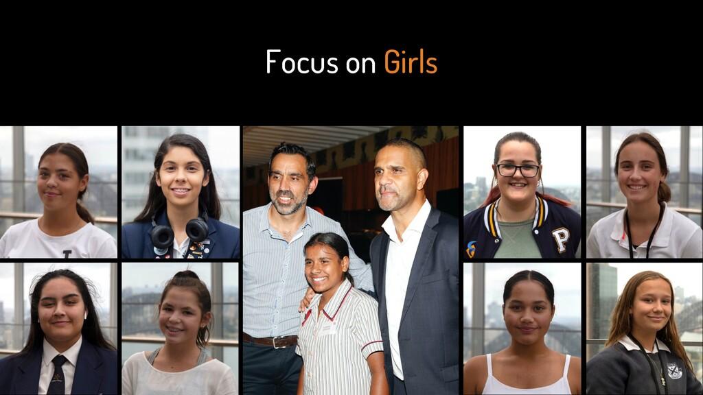 Focus on Girls